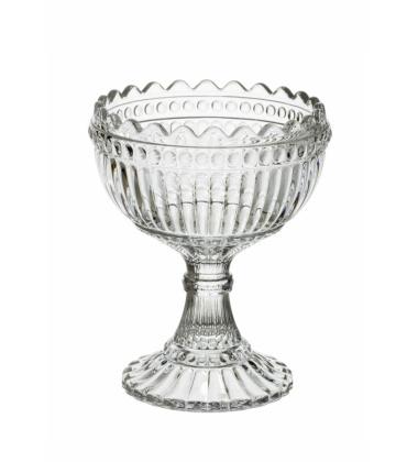 Pucharek Mari Bowl H12 cm Clear