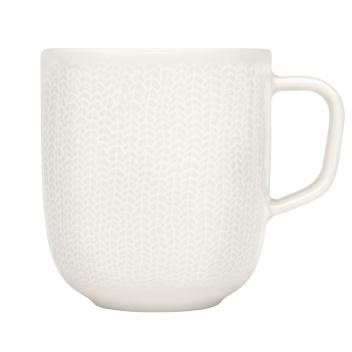 Kubek Sarjaton Letti Mug 360 ml Biały