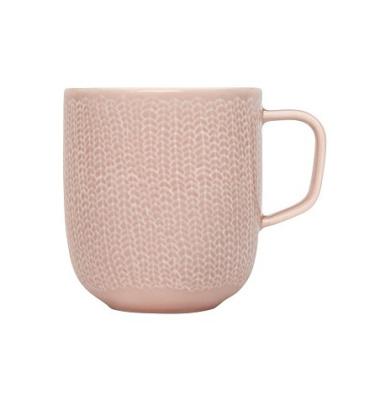 Kubek Sarjaton Letti Mug 360 ml Różowy