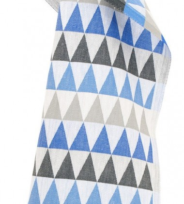 Ścierka kuchenna Harlekiini 46x70 Niebiesko-Szara