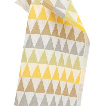 Ścierka kuchenna Harlekiini 46x70 Żółto-Szara
