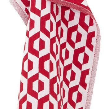 Ścierka kuchenna Hexamo 48x70 Czerwona