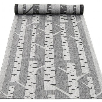 Bieżnik na stół Koivu 35x120 Szary