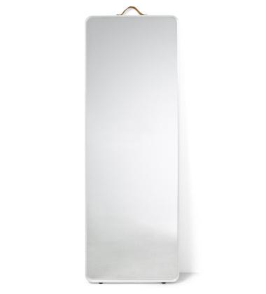 Lustro Norm Floor-Wall Mount Mirror 170x60 Białe