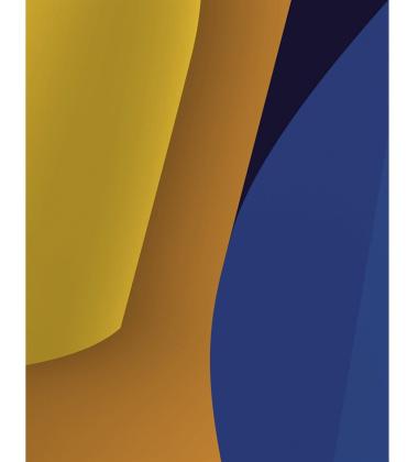 Colour Fold 03 Poster 50x70