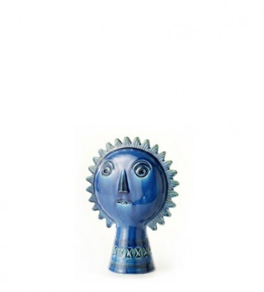 Rimini Blu Figura Sole No 30 H23x17