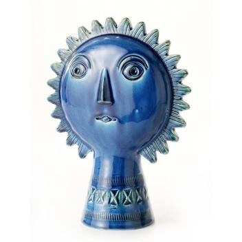 Figura słońca Rimini Blu Sole No 30 H23x17