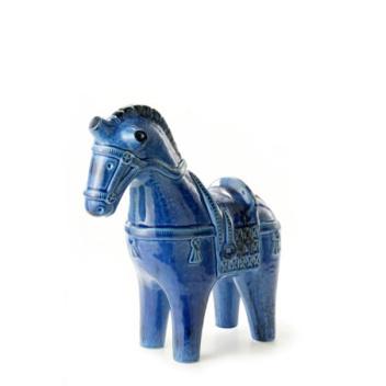 Figura konia Rimini Blu Cavallo No 139 H30x30Rimini Blu Figura Cavallo No 139 H30x30