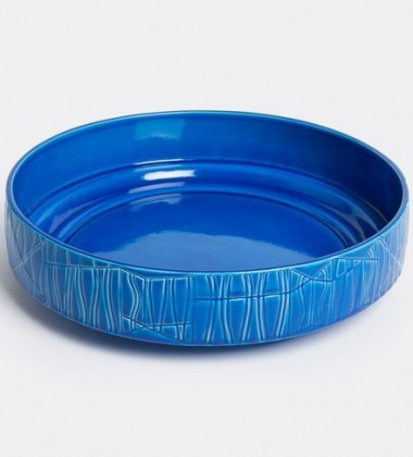 Bowl F BLW-12 H11x41 Blue