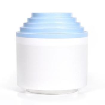 Vase No 542 H24x22 Blue-White