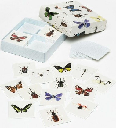Gra M1 MEMORY INSECTS 48 pcs
