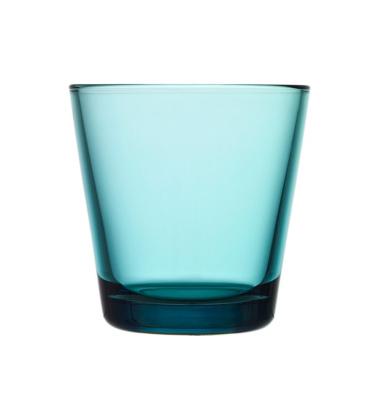 Kartio Glass 210 ml Set of 2 Seablue