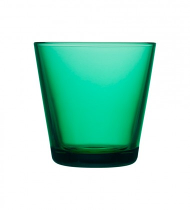 Kartio Glass 210 ml Set of 2 Emerald