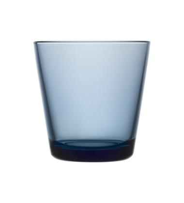 Kartio Glass 210 ml Set of 2 Rain Blue