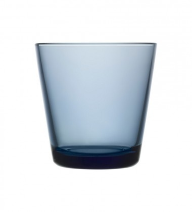 Szklanki Kartio Glass 210 ml Set of 2 Granatowe