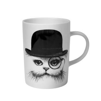 Kubek Cat in Hat 325 ml Marvellous Mug