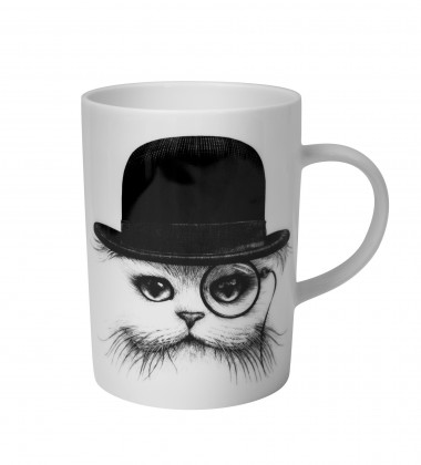 Kubek Cat in Hat 325 ml Marvellous Mug