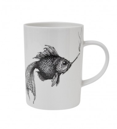 Kubek Smokey Fish 325 ml Marvellous Mug