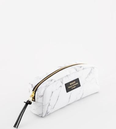 Kosmetyczka Small Beauty Case WHITE MARBLE