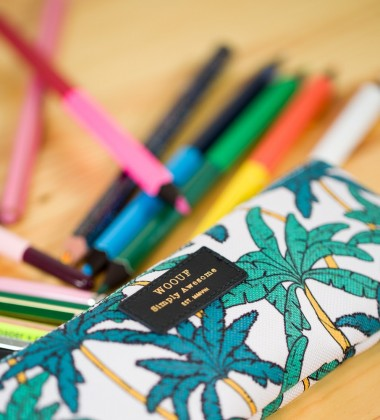 Piórnik Pencil Case PALMS