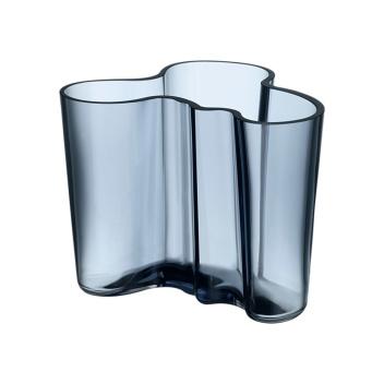 Wazon Alvar Aalto 120 mm Rain Blue