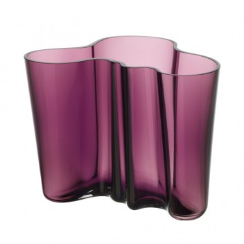 Wazon Alvar Aalto 120 mm Dark Lilac