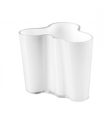 Wazon Alvar Aalto 95 mm White