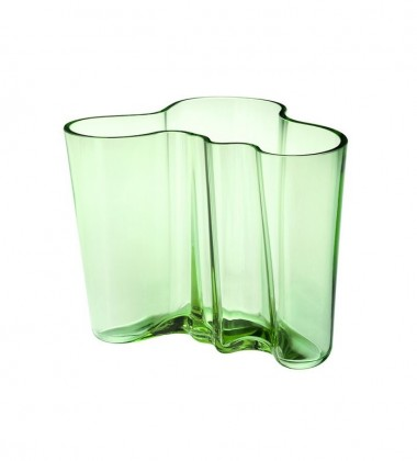 Wazon Alvar Aalto 120 mm Apple Green