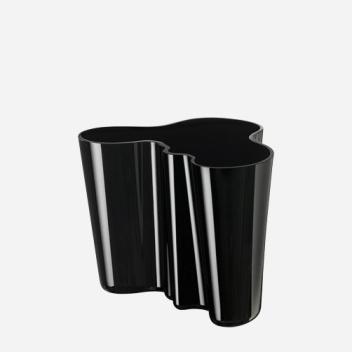 Wazon Alvar Aalto 95 mm Black