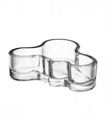 Miseczka Aalto Bowl 98x30 mm Clear