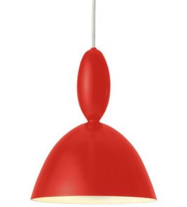 Lampa wisząca Mhy 24,5x20 Czerwona