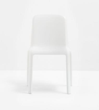 Krzesło Snow Junior 303 Białe
