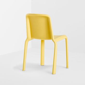 Krzesło Snow Junior 303 Żółte