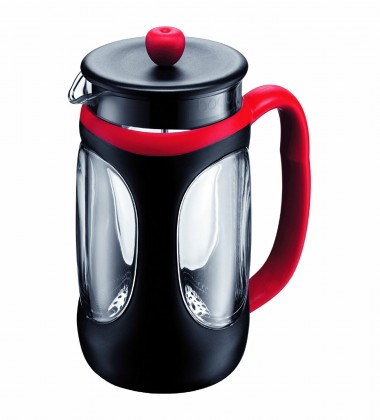 Bodum Young Press Shock Resistant French Press Coffee Maker 1L